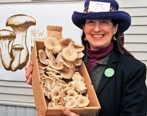 Joan O'Connor, Farmers' Marketeer